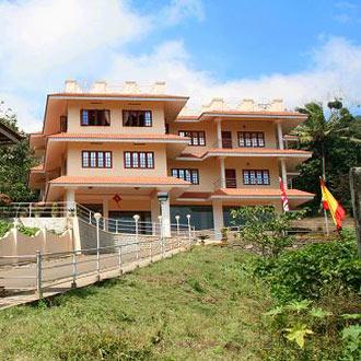 Wind Haven Resort in Thevaram