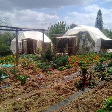 Yarok Az - Ecolodge Farm in Hararit