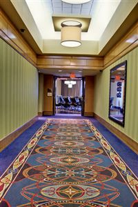 Newly Renovated Club Floor Lounge