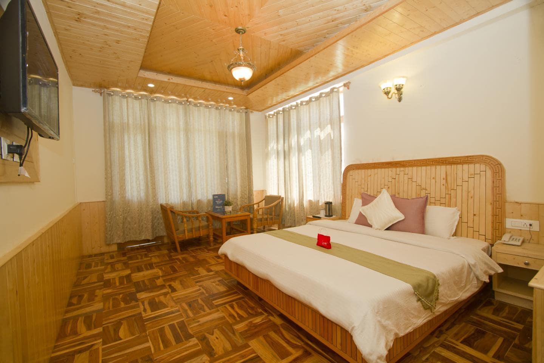 OYO 1519 RA Hotel The Himalayan Paradise
