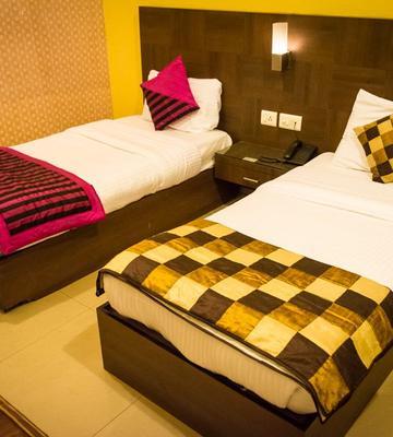 OYO 728 Hotel Chennai Deluxe International
