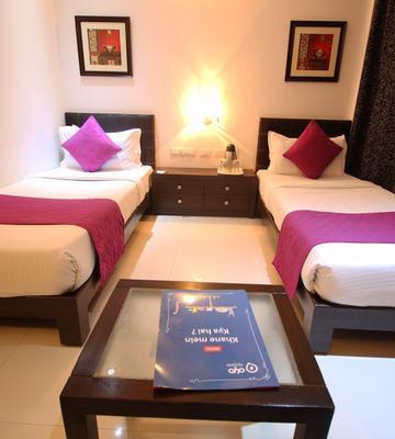 OYO 1287 Hotel Corporate Residency