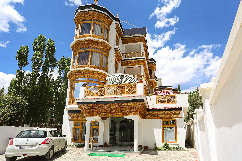 OYO 6240 Himalayan Retreat