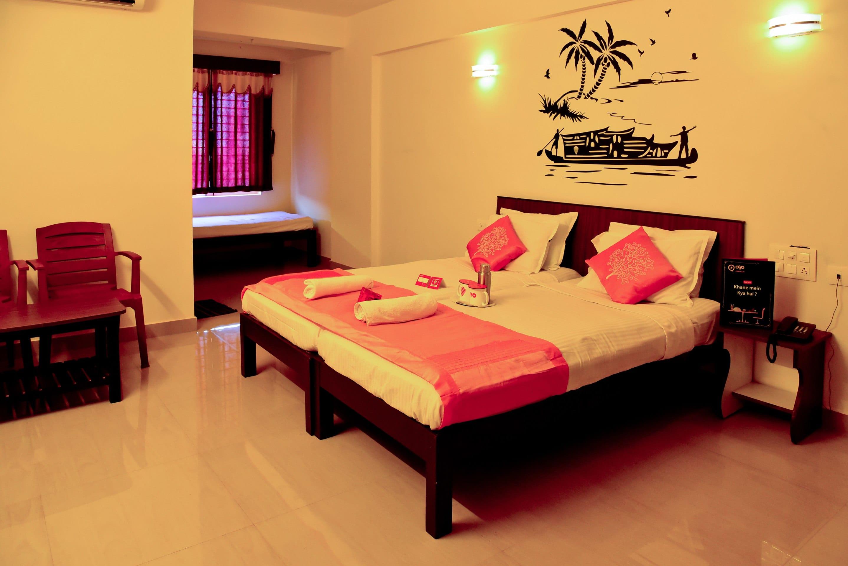 OYO Rooms Near Tiger Circle