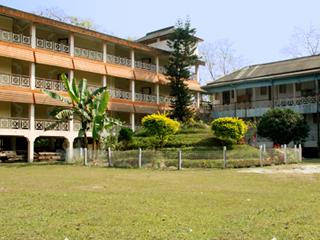 Zwbtdc Jaldapara Tourist Lodge Madarihat