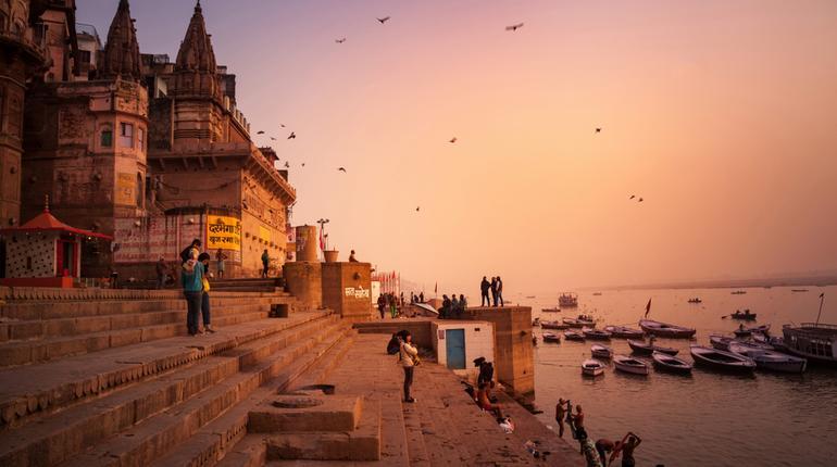Varanasi- Best Places to Visit in India