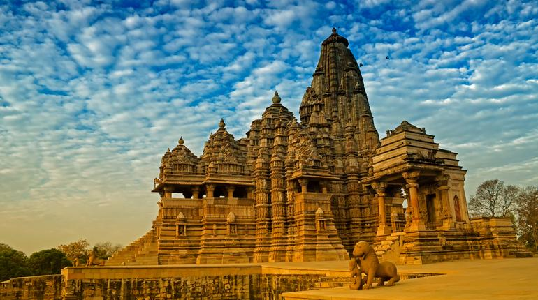 Khajuraho- best places to visit in India