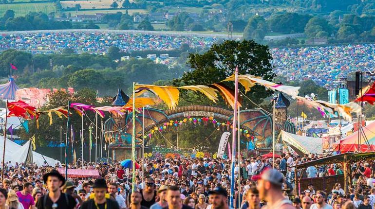 Glastonbury Festival 2017| Picture Credits: Andrew Allcock