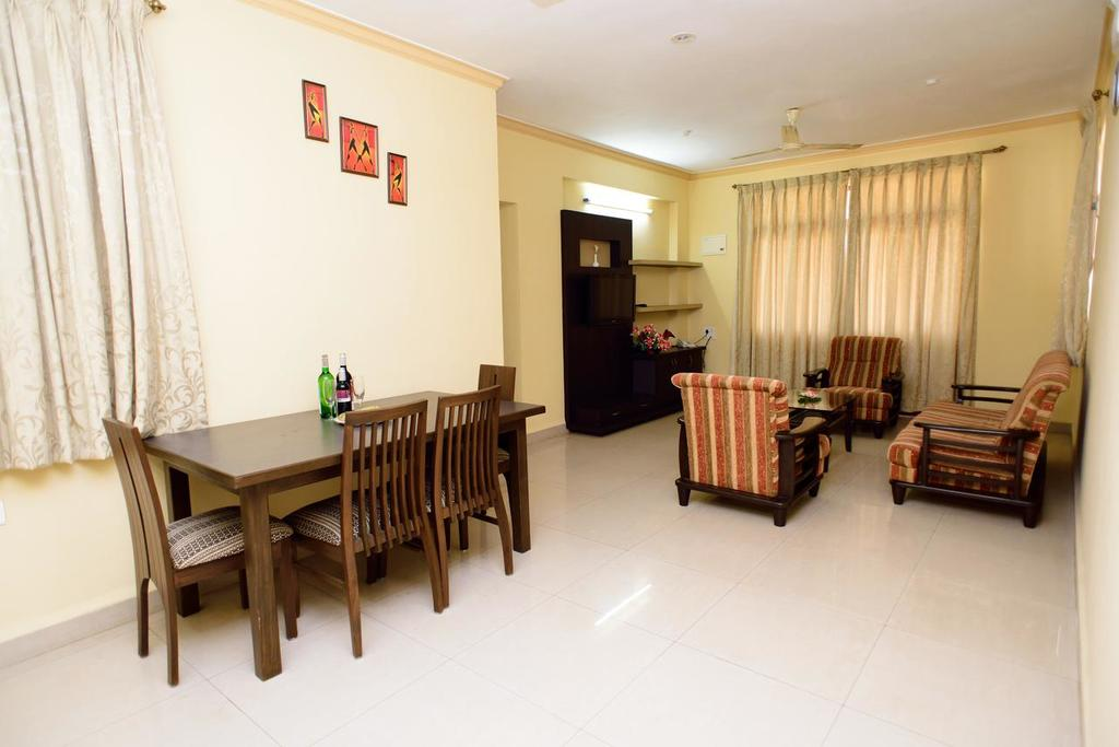 2bhk fully furnished flat in Navelim