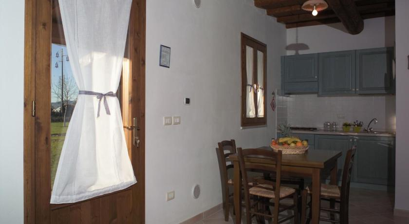 Agriturismo Le Giare in Bagno Roselle