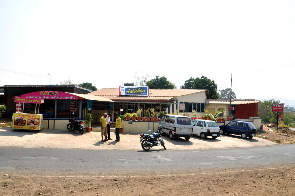 Alishan Resort in Kanera