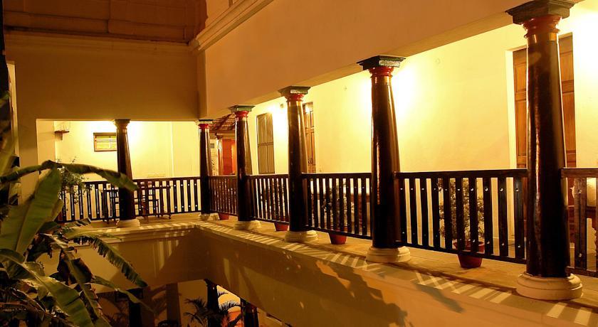 Anantha Heritage Hotel in pondicherry