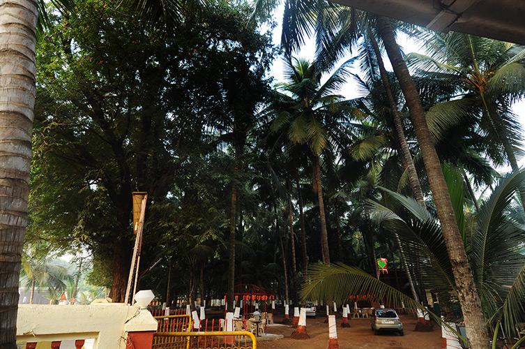 Anisha Resort in alibag