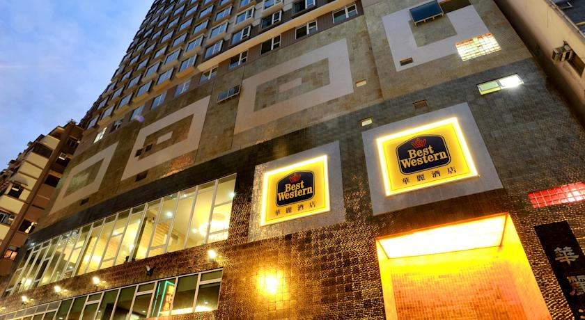 Best Western Grand Hotel in hong kong