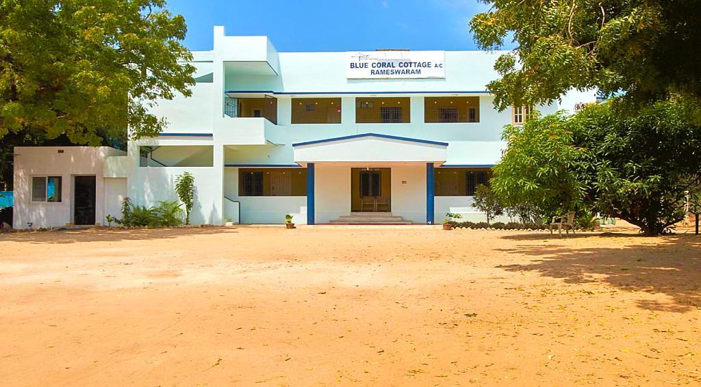 Blue Coral Cottage in Rāmeswaram