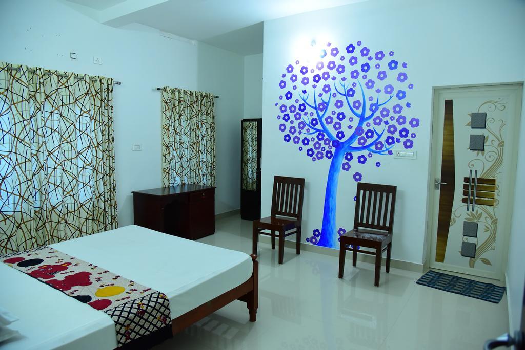 Blue Wave Resort in Varkala