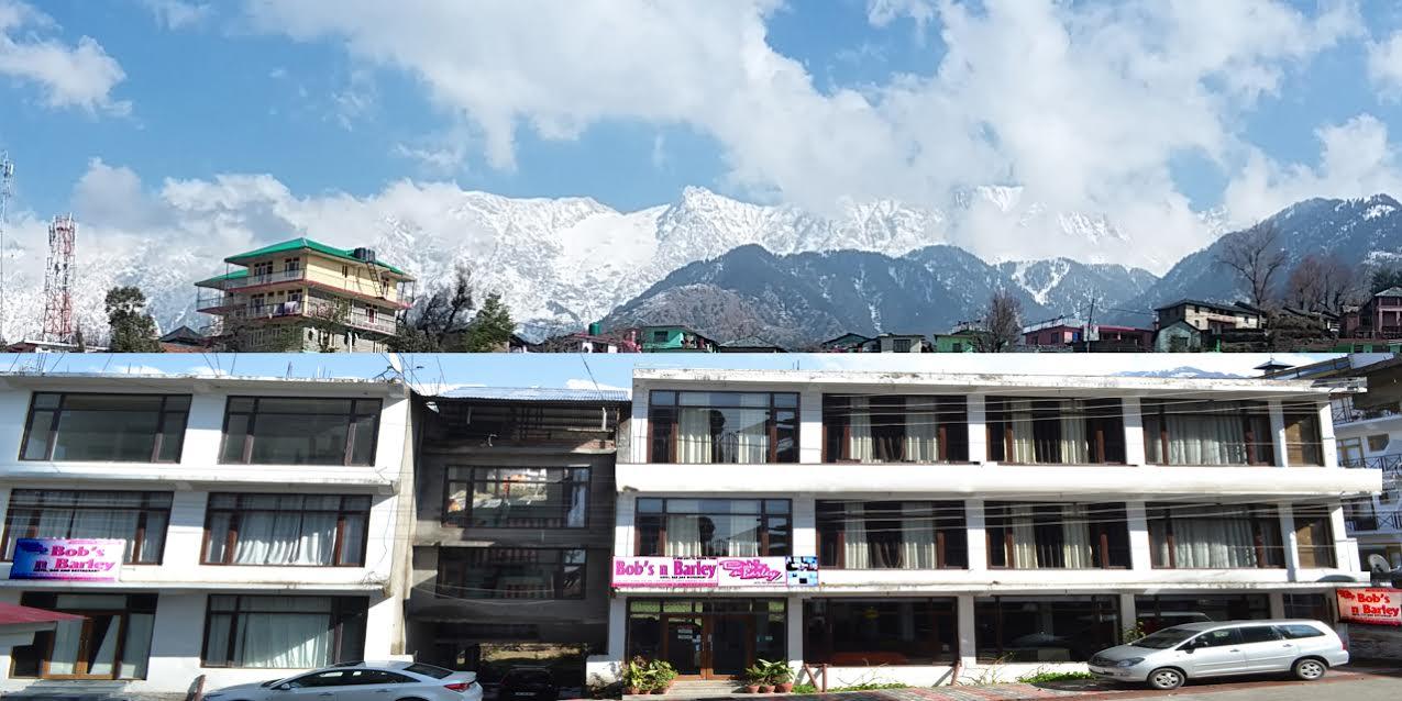 BobsnBarley Hotel Bar And Restaurant in dharamshala