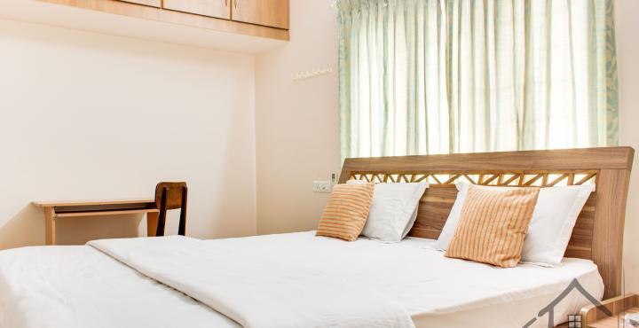 Corner Stay Serviced Apartment Singanallur in coimbatore