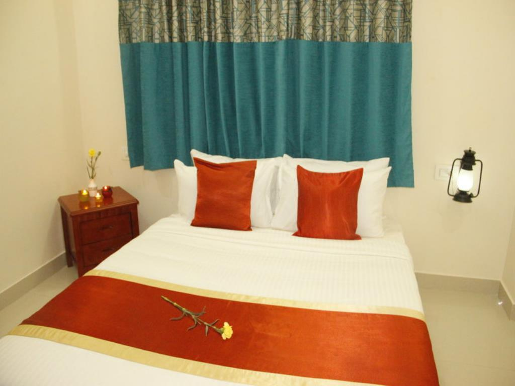 Crown Orchid Luxury Apartment Hotel in bengaluru