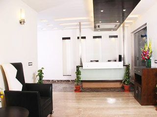 Dolphinn Grand- A Boutique Hotel in new delhi