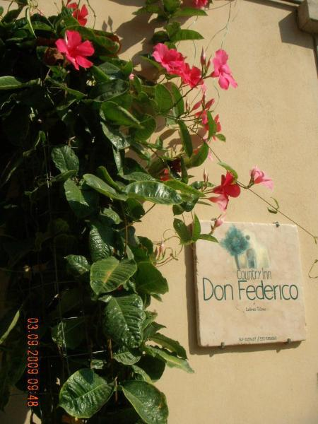 Don Federico Country Inn in Moscufo