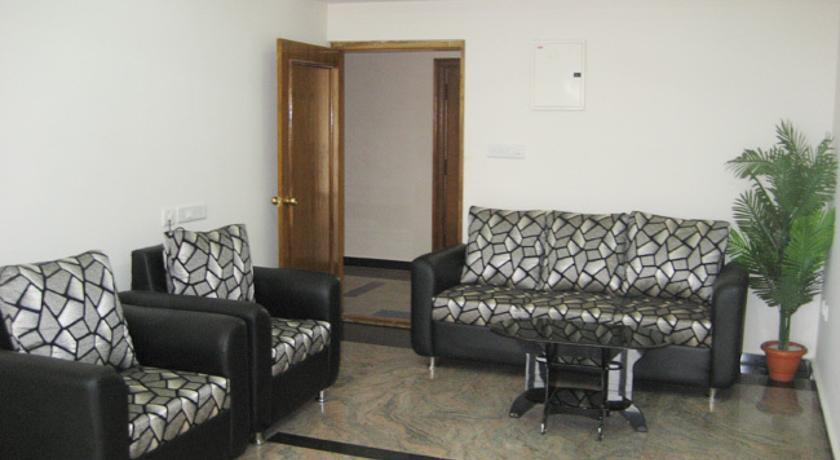 Falcons Nest Executive Serviced Apartment in vishakhapatnam