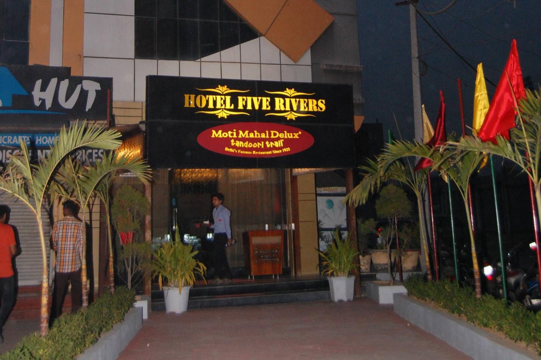 Five Rivers Hotel in bhatinda