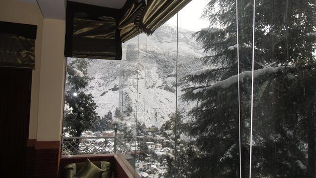 Hotel Gandhi's Paradise in dharamshala