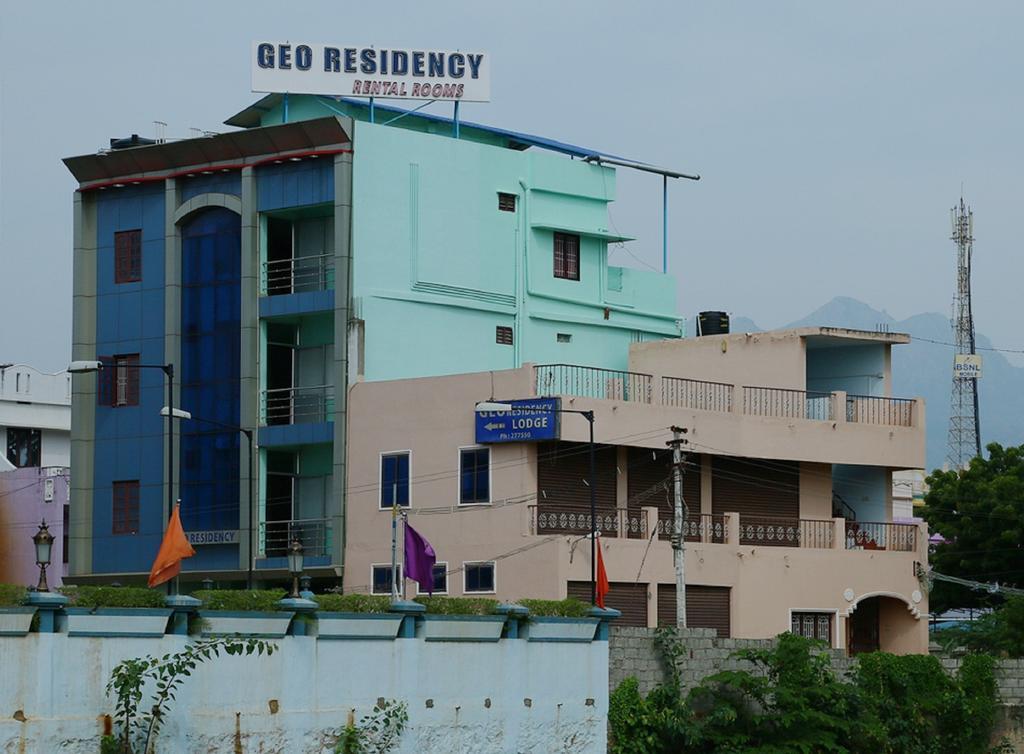 GEO Residency in Nāgercoil