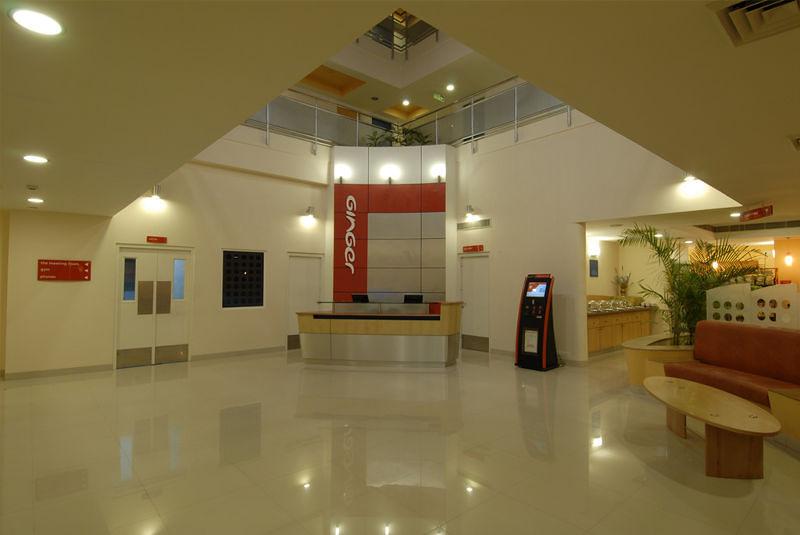Ginger Hotel in new delhi
