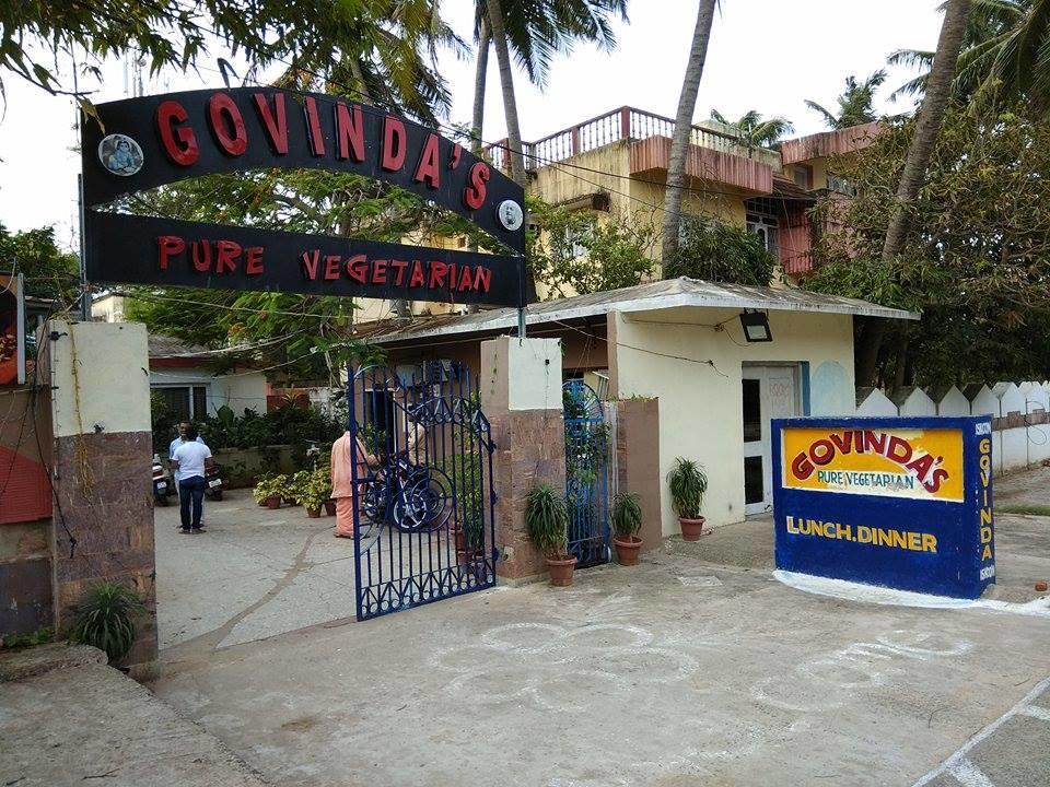 Govinda's Guesthouse in Puri