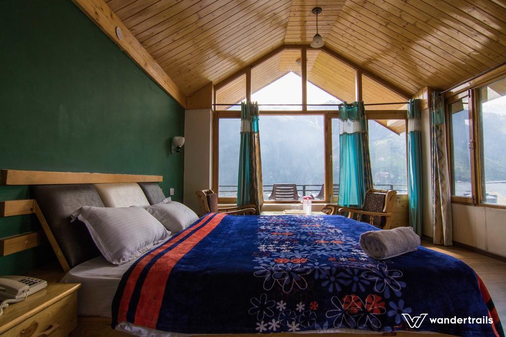 Hidden Heaven Cottage in manali