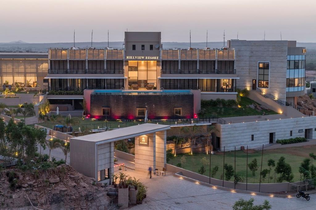 Hill View Resort in Bhuj