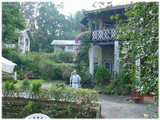 Himalayan Hotel in kalimpong