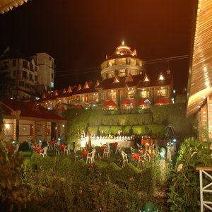 Holiday Inn Manali in manali