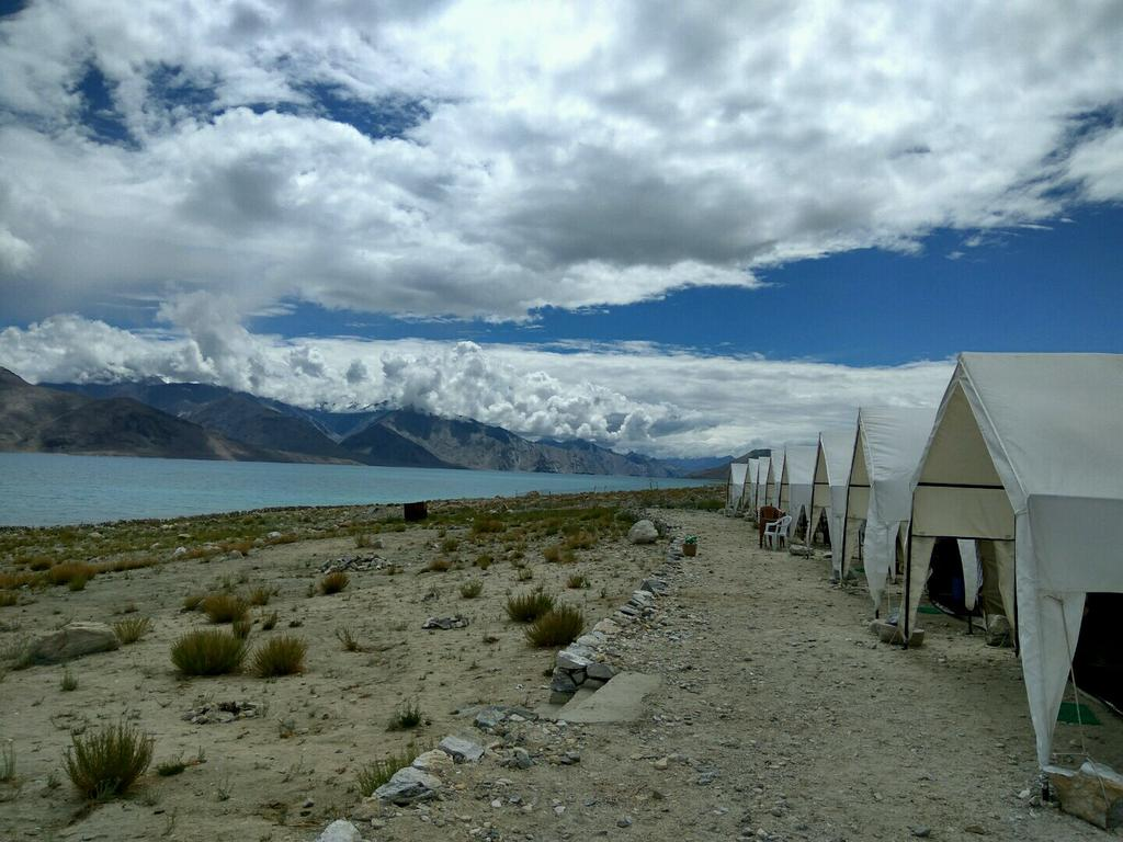 Holiday Shore Camps in Spangmik