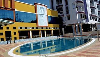 Hotel Cidade de Diu in diu