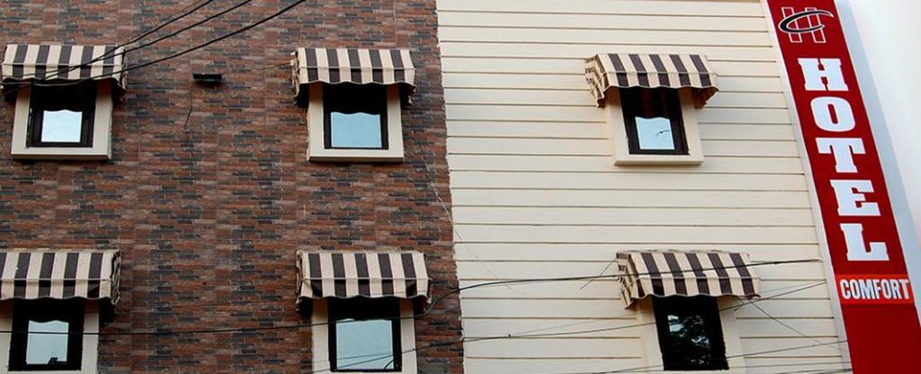 Hotel Comfort in Dāmla