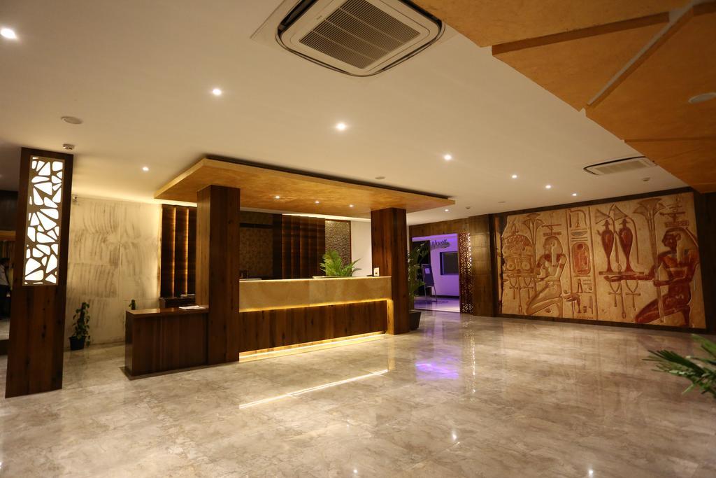 Hotel Gagan Regency in Raipur