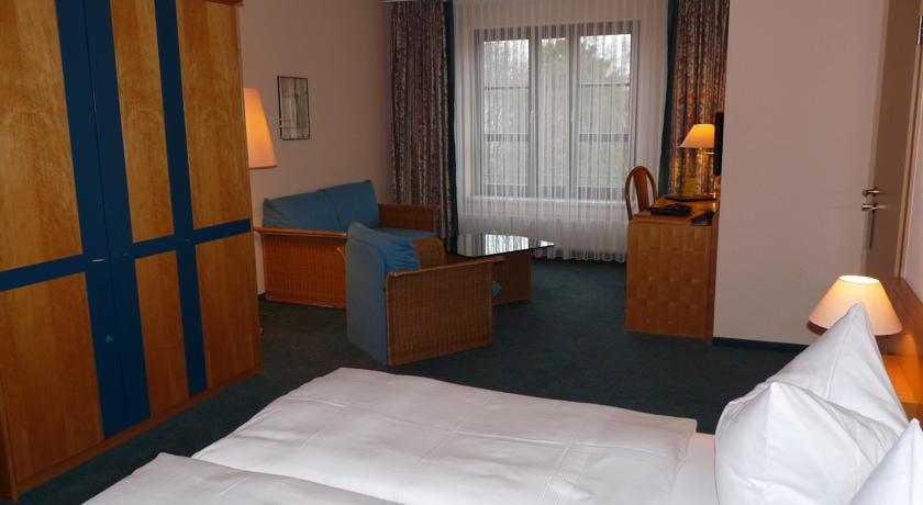 Hotel Garni Zum Eichwerder in Templin