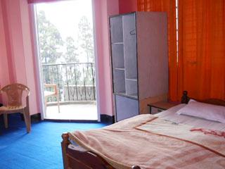 Hotel Grovel Hill in darjeeling