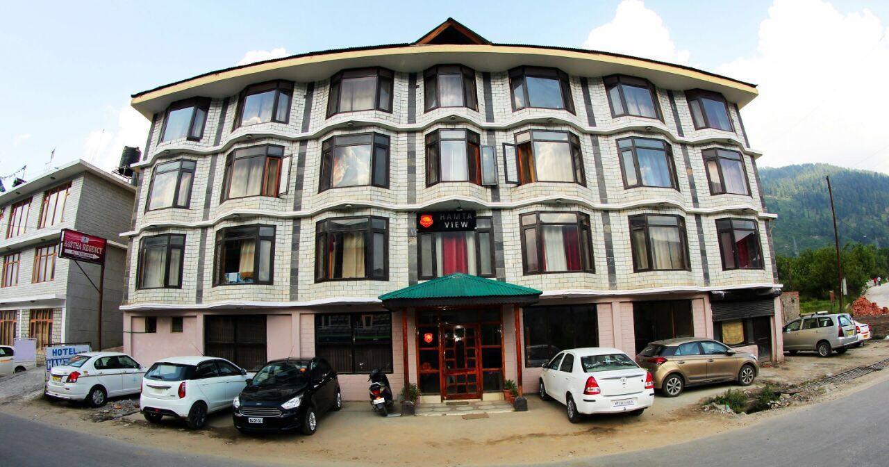 Hotel Hamta View Regency in manali