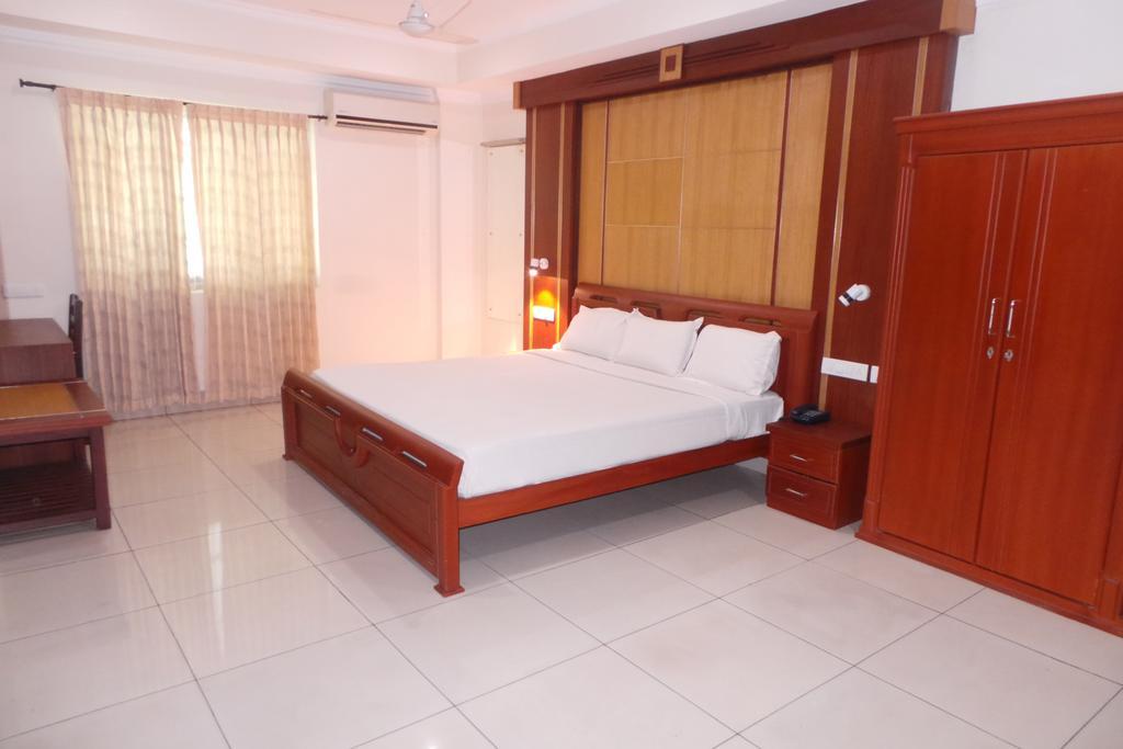 Hotel Hasthina Puri in Kedavūr