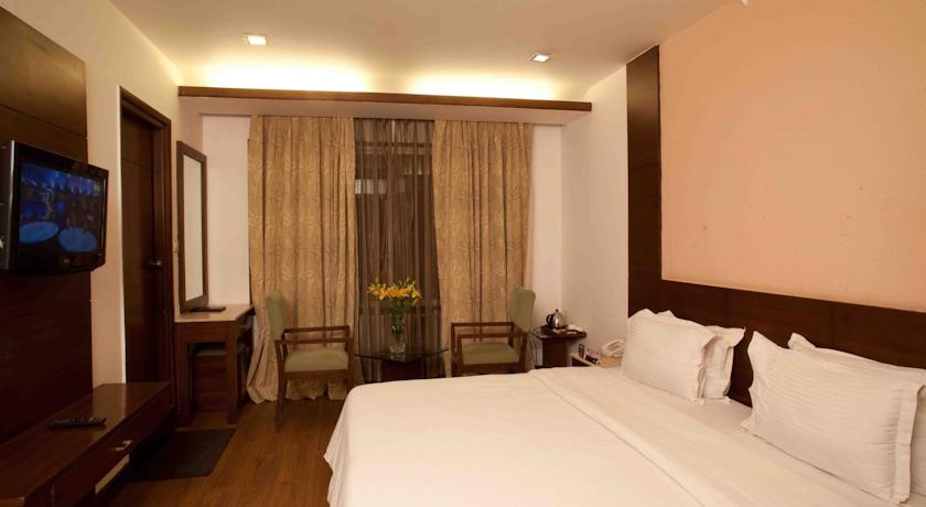 Hotel Imperial Square in mussoorie