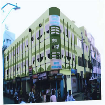 Hotel Indrapuri in amravati