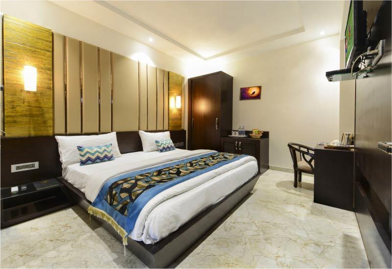 Hotel Jodhaa The Great in Agra
