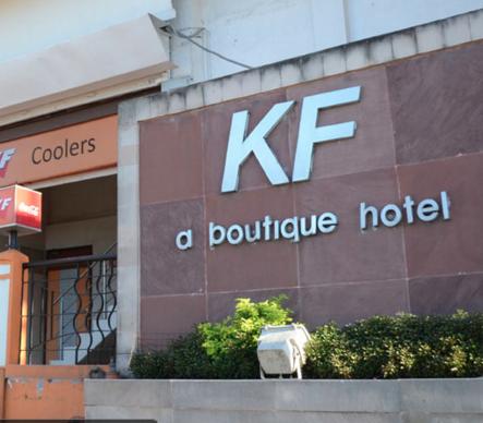 Hotel KF in tezpur