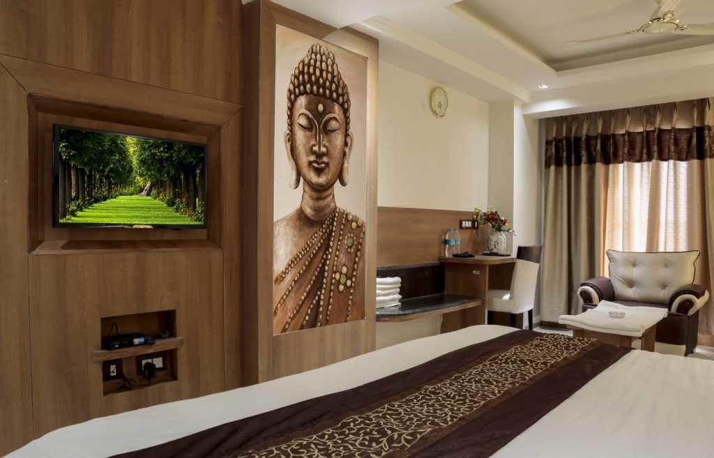 Hotel Lotus Paradise in Rāi