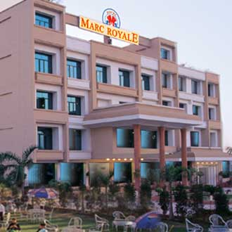 Hotel Marc Royale in chandigarh