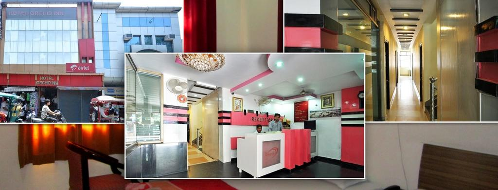 Hotel Orchid Inn in haridwar